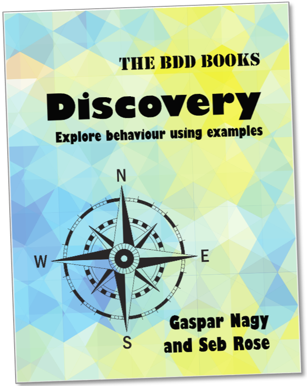 The BDD Books: Dicsovery