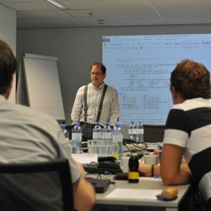 Specflow course was really useful to us.